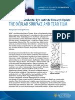 Tear Film White Paper 020310