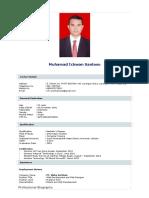 CV Ickwan Santoso Fiks
