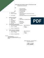 Data Anggota Perbakin Dan Pemilik Senjata Angin A