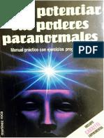 Como Potenciar Suspoderes Paranormales
