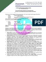 Surat Kerjasama TB Kramat 2016