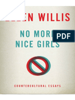 Ellen Willis - No More Nice Girls_ Countercultural Essays (2012, Univ of Minnesota Press)
