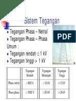 5.Penyaluran Daya Listrik - Sistem Tegangan.pdf