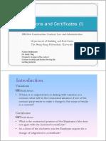 2017-01-12 2a. 364_p1L2a_Variations & Certificates (I)
