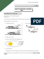 SEM 5. Movimiento Rectilíneo Uniforme (1)