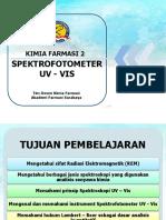 1. UV - Vis