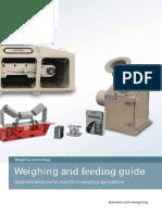 Brochure Weighing-feeding 2013 En