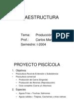 Infraestuctura Carlos Mario