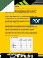 Adidas Brand Management Report