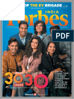 Forbes India - 16 February 2018