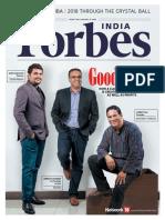 Forbes India January 19 2018