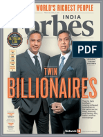 Forbes India - April 27 2018