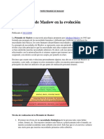 Paper Piramide de Maslow