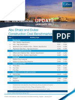 UAE Cost Benchmarking Q4 2016