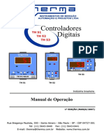 Controladores Digitais Modelo Th 51 Th 52 Th 53–c14