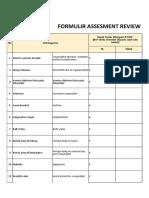Form Assesment 144 DX-1