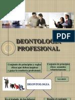 Deontologia - PROFESIONAL