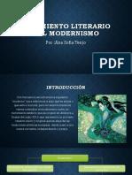 Movimiento Literario del Modernismo.pptx
