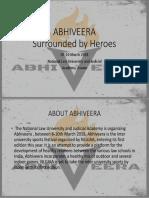 Abhiveera presetation 2
