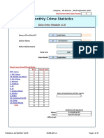 Monthly Crime