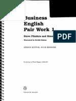 Business-English Pair Work
