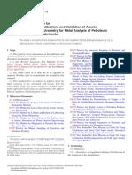 ASTM D7740 Optimizing AAS