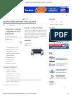 Medidas Para Imprimir Papel Sellado - Dinerointerptc