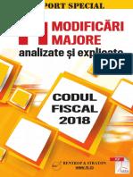Codul Fiscal 2018 - 11 Modificari180111150029