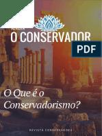O Que é o Conservadorismo? (O Conservador) Revista