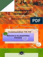Pptsorting Ramadiansyah 1615041001 - Copy