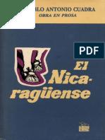 LL PAC ObrasenProsa 03 El Nicaraguense