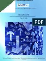 Equity Report 25 Apr