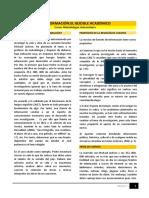 Lectura - Fuentes de Información El Google Académico