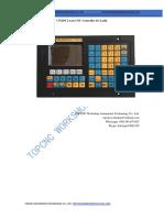 CW20T CNC Controller Manual