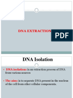 1. DNA Extraction