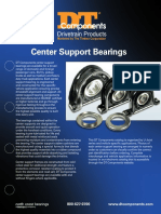 Dt Center Support Bearings Flyer