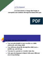Intro to Developmental Psychology