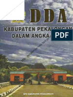 Kabupaten Pekalongan Dalam Angka 2008