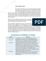 Evolution and Growth of NGOs in India (1)