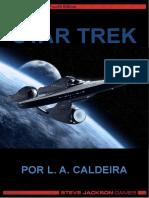 GURPS Star Trek - Livro Básico