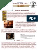 Destilación. Teoria y tipos de destilación. (Alambique de cobre para destilacion).pdf