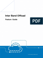 Inter Band Offload