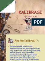 Sistem Kalibrasi