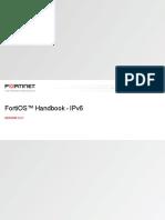 IPv6 Handbook for FortiOS 5.2