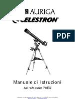 manuale TELESCOPIO