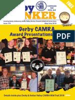 CAMRA Derby Drinker MAY JUNE 2018