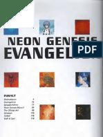 Neon Genesis Evangelion Artbook Newtype
