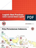 Logistic Best Practices PT Semen Padang Rev.04