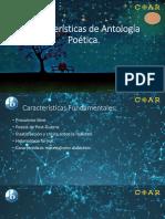 Características de Antología Poética