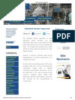 Industrial Vendor Inspection